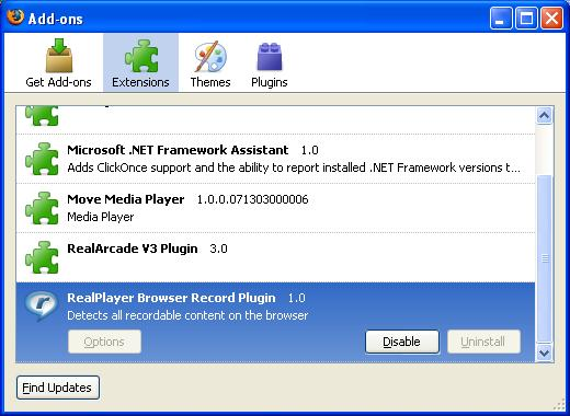 Current-Version-Plugin-RealPlayer-Version-Plugin