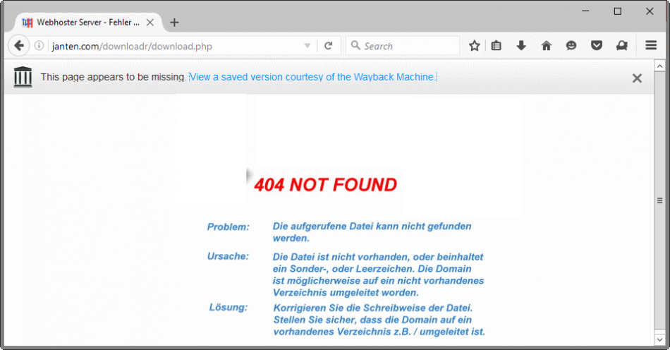firefox-test-pilot-no-more-404s