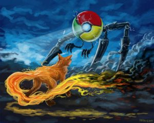 web browser artworks